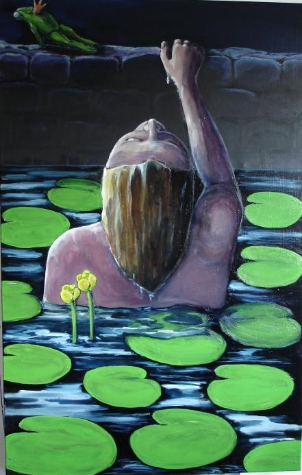 2004 Hanna Salonen 'Parel duiker'