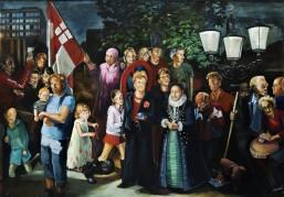 2006 Nachtwacht van Amersfoort - Chris Nauta - Hanna Salonen - Malou de Wijs